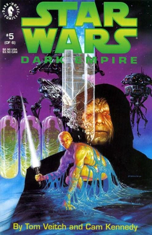 Dark Empire No 5 - 1992