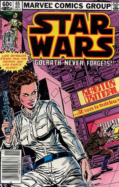 Marvel Star Wars No 65 - Golrath Never Forgets