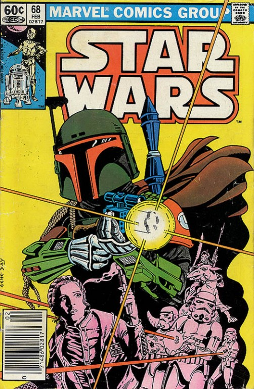 Marvel Star Wars No 68 - The Search Begins
