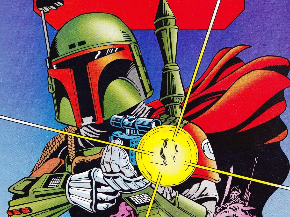 Stjärnornas Krig Nr 7 - 1984