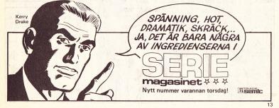 Serie Magasinet Reklam
