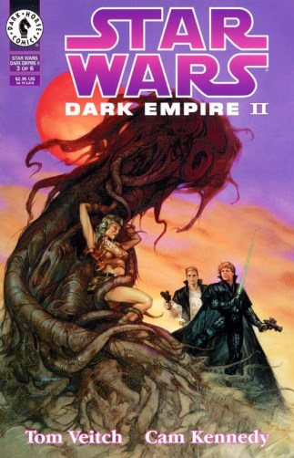 Dark Empire II 3: World of the Ancient Sith