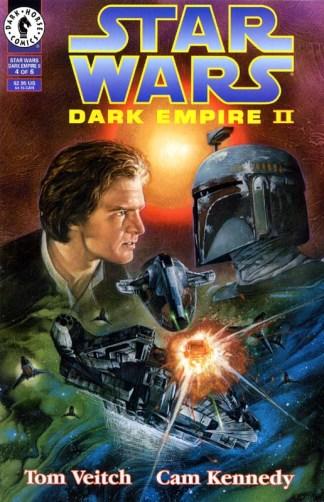 Dark Empire II 4: Battle on Byss