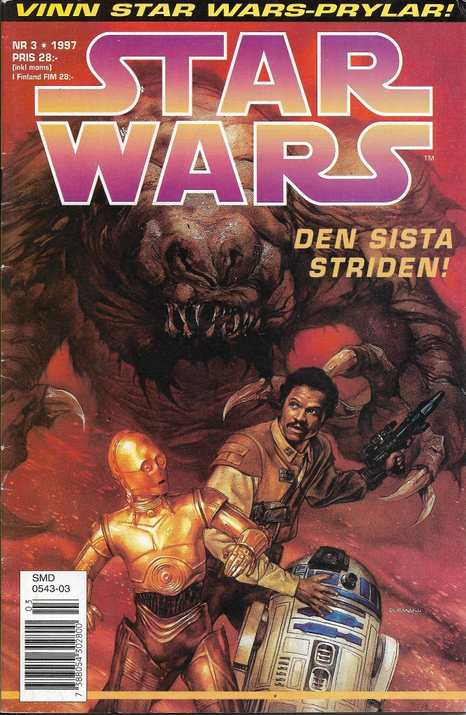 Star Wars Nr 3 - Dark Empire II Del 3