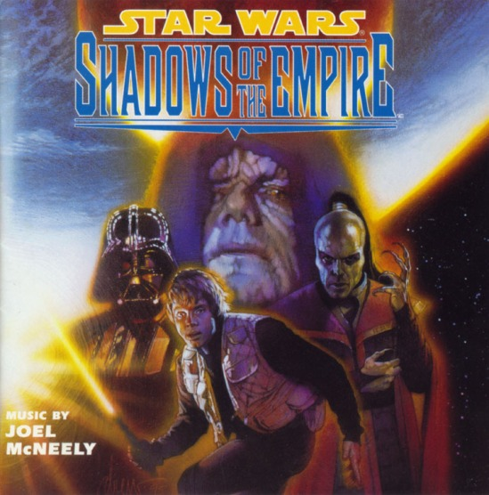 Shadows of the Empire score av McNeely