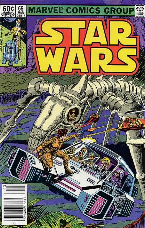 Marvel Star Wars no 69