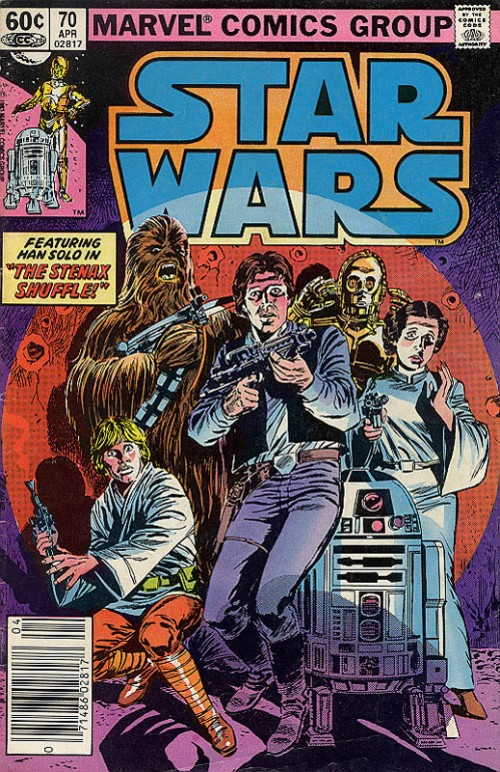 Marvel Star Wars no 70
